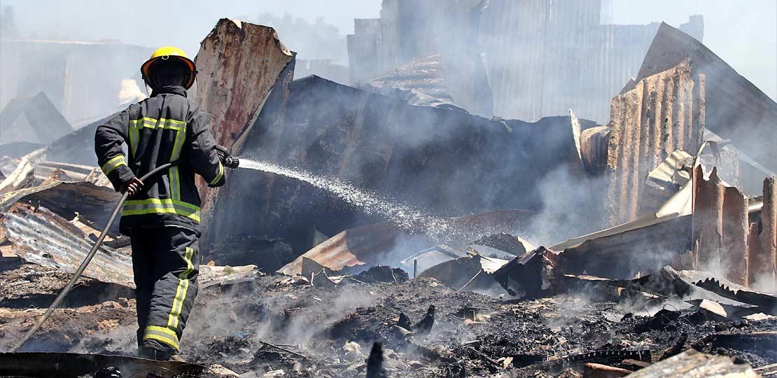 Arson Fire Investigation